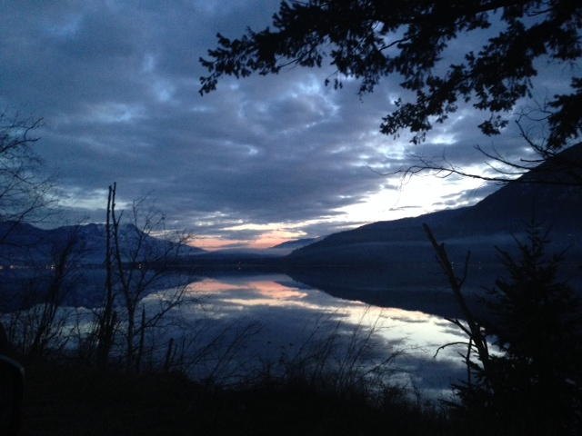 Shuswap Lake, British Columbia, Canada