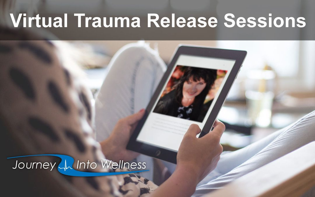 Online trauma release sessions
