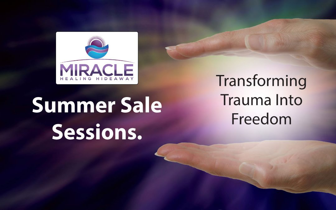 Heartbeat Trauma Release Summer Session Sale