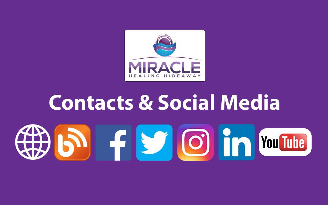 MHH social media and online contacts
