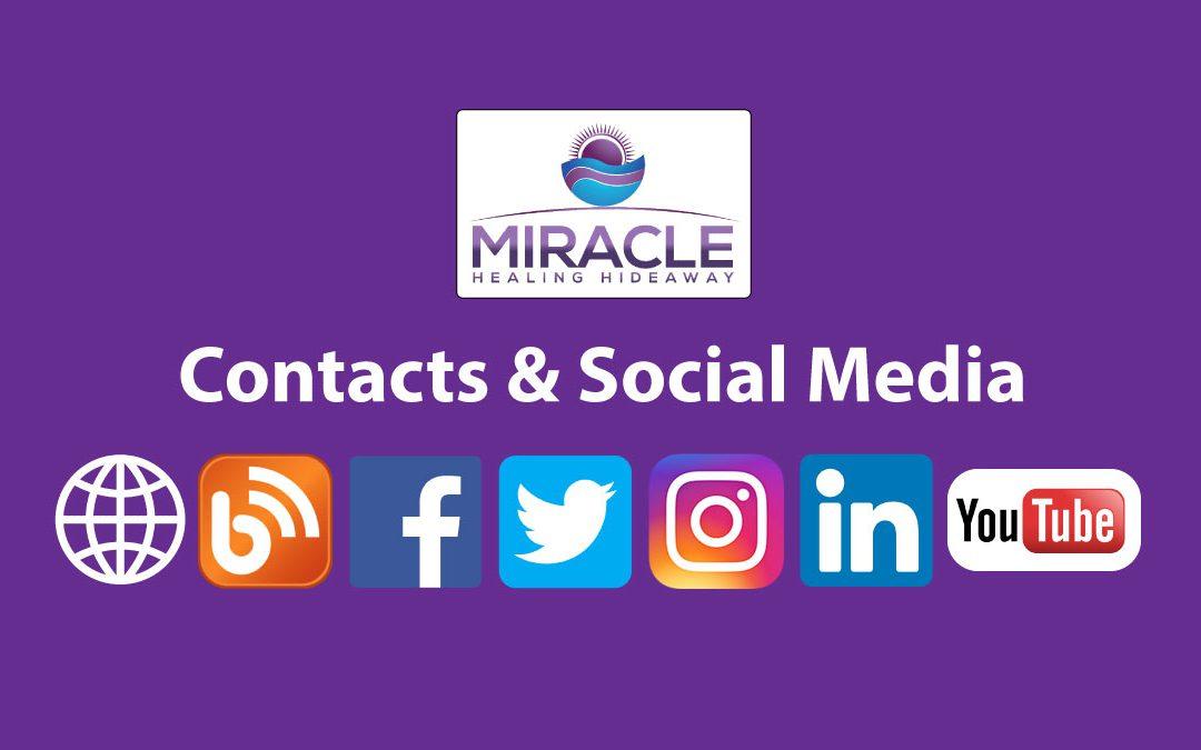 MHH online – contacts & media