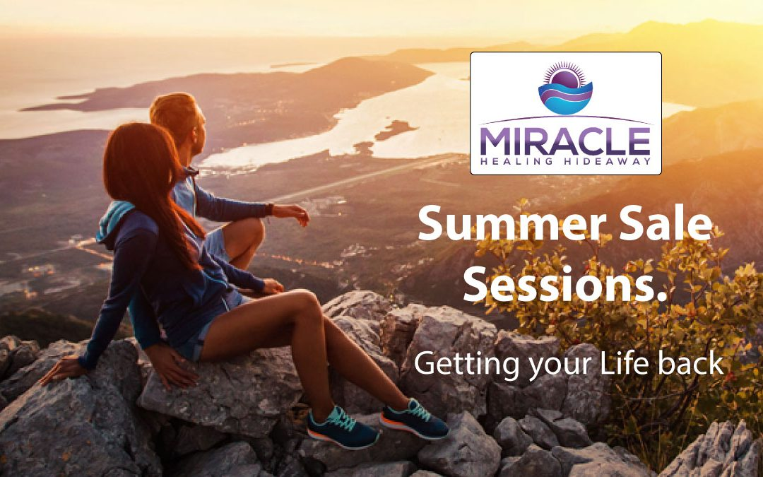 Last Chance for Summer Sale Sessions!